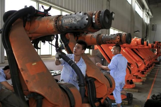 """Kinh tế Trung Quốc có nguy cơ """"hạ cánh cứng"""""""