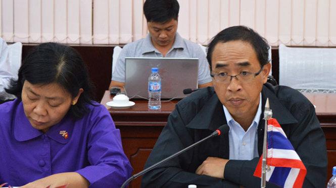 Thái Lan khẳng định không cho phép dùng vũ lực với ngư dân