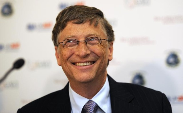 bill gates - anh: forbes