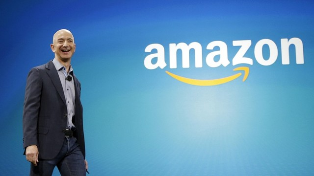jeff bezos - anh: forbes