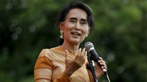 Aung San Suu Kyi - chân dung biểu tượng dân chủ toàn cầu