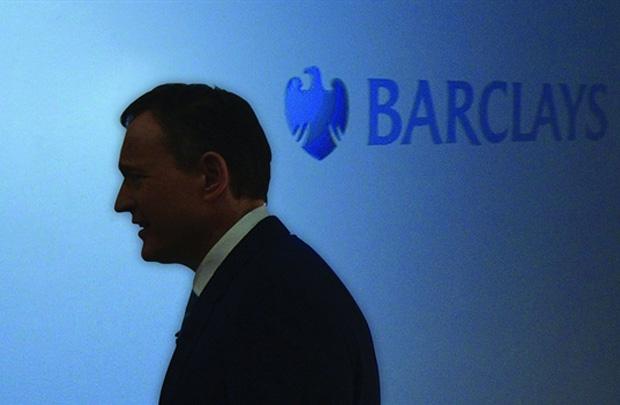 """Barclays """"thay máu"""" lãnh đạo"""