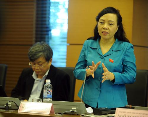 Đại biểu ngành y: 'Thị trường dược tại Việt Nam hỗn loạn'
