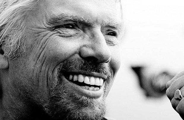 Richard Branson: Hãy bắt đầu với mục đích tốt đẹp
