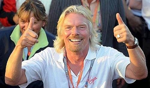 Tỷ phú Richard Branson: Người kiểm soát vận may