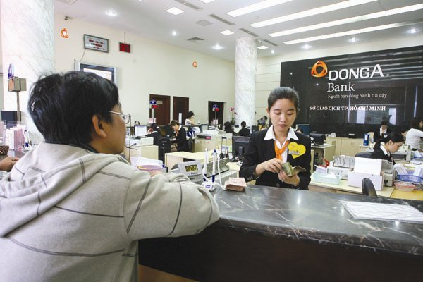 donga bank co the se khong ban duoc co phan cho kido
