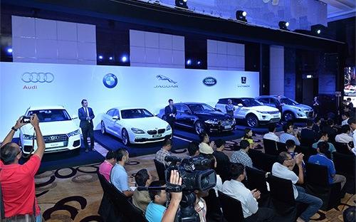 Sắp diễn ra triển lãm ôtô nhập khẩu đầu tiên tại Việt Nam