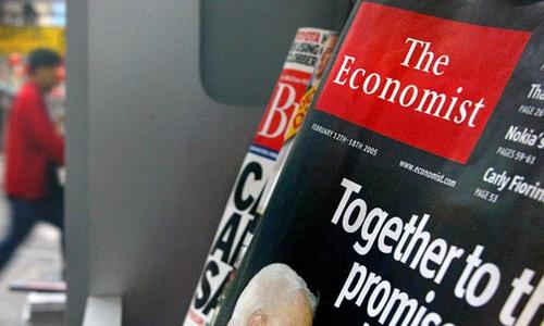 Pearson sắp bán xong cổ phần trong Economist