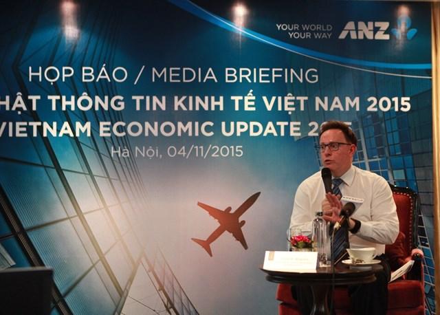 ANZ: NHNN có thể điều chỉnh tỷ giá 5-7% trong 12 tháng tới