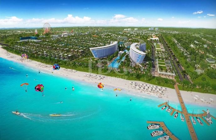 Grand World Phú Quốc - Nơi nghỉ dưỡng bình yên