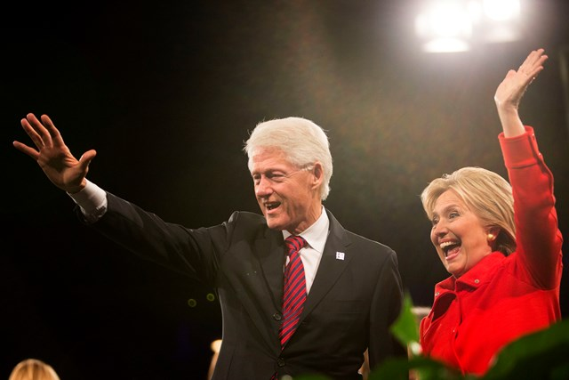 Hillary Clinton nhiều khả năng thành Tổng thống Mỹ tiếp theo