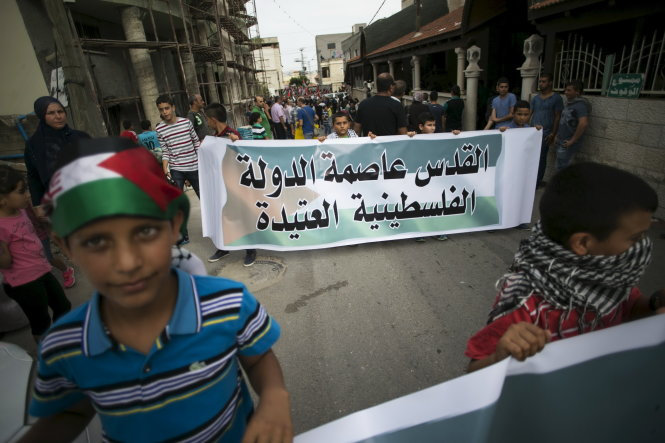 Nguy cơ cuộc nổi dậy mới chống Israel