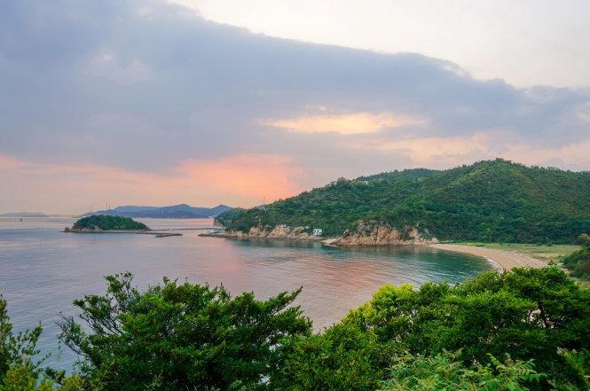 Khám phá đảo nghệ thuật Naoshima Nhật Bản
