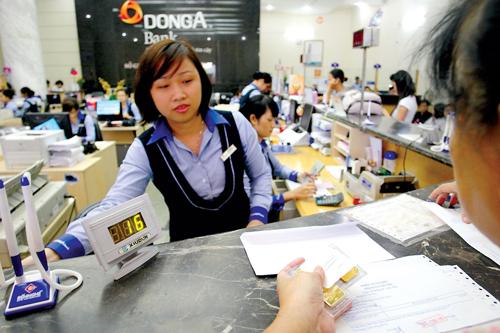 Ngân hàng Đông Á vào diện kiểm soát đặc biệt