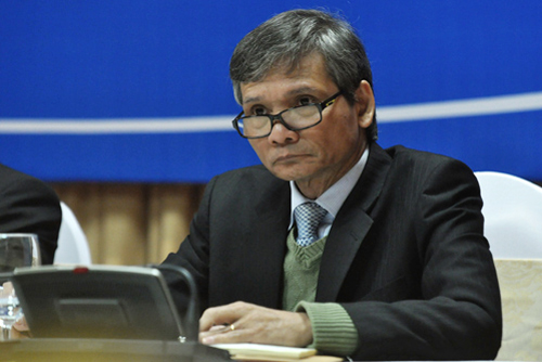 Ông Trương Văn Phước: 'Đừng hốt hoảng khi nhân dân tệ phá giá'