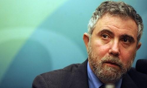 Paul Krugman: Tăng lãi suất là ý tưởng tồi