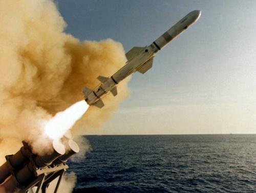 Mỹ phát triển tên lửa chống hạm mới đối phó Trung Quốc