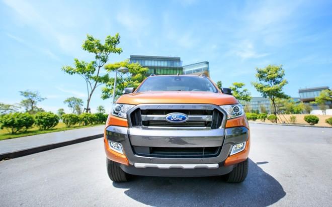 Ford chốt giá Ranger mới trước khi về Việt Nam