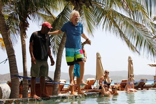 Cách cân bằng cuộc sống của tỷ phú Richard Branson