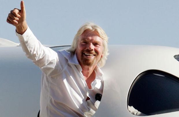Vì sao Richard Branson được yêu mến?