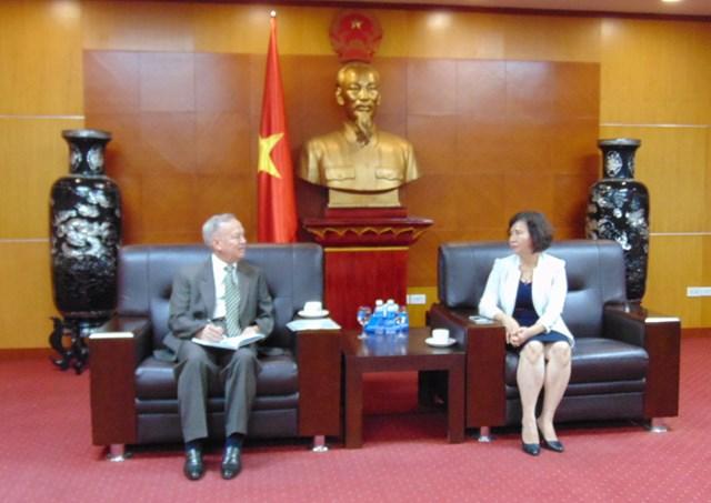 Tăng cường quan hệ hợp tác song phương giữa Việt Nam và Rumani