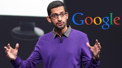 Đường thăng tiến thần tốc của tân CEO Google