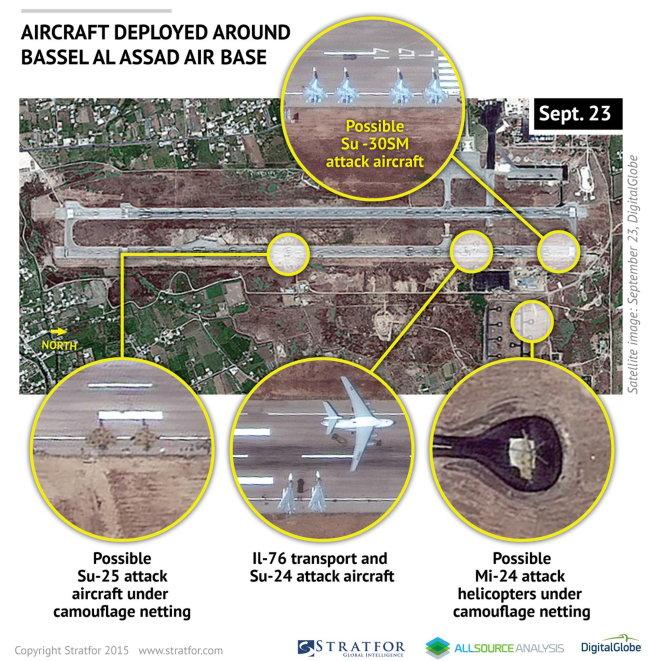 Phương Tây hố nặng với chiến lược Syria