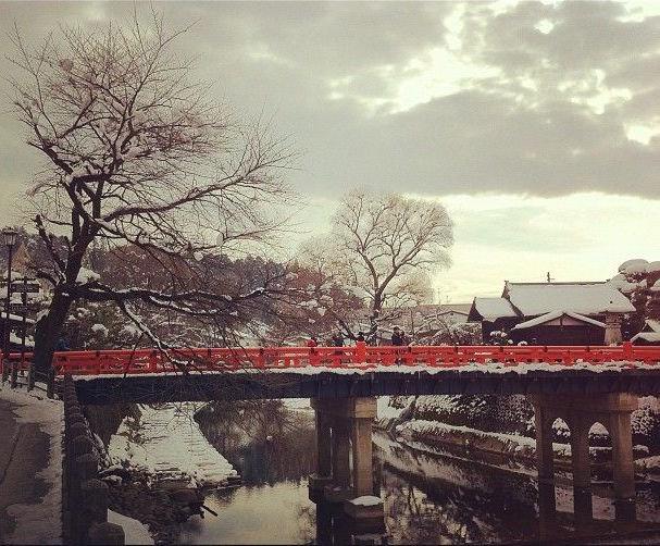 nhung cay cau tuyet dep noi khu vuc thanh pho voi nhung khu vuon yen tinh - anh: flickr