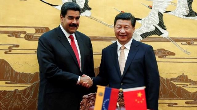 Venezuela vay tiếp Trung Quốc 5 tỷ USD để tăng sản lượng dầu thô