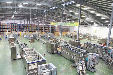 Vinasoy khánh thành nhà máy lớn tầm cỡ thế giới