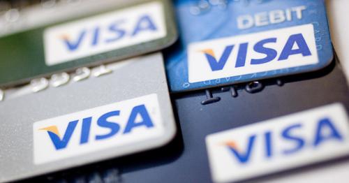 Visa thống nhất thương hiệu sau thương vụ 23,4 tỷ USD