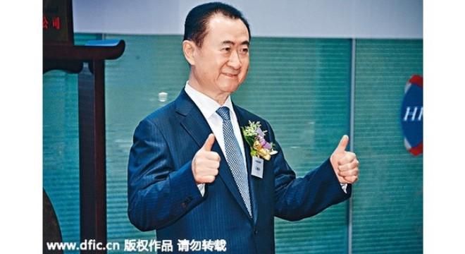 Ngôi vị giàu nhất Trung Quốc lại có chủ mới