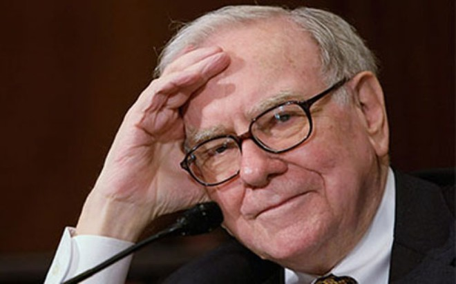 Một năm không may của Warren Buffett