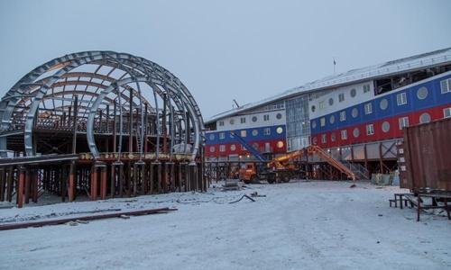 Nga đi nước cờ dài khi xây loạt căn cứ quân sự ở Bắc Cực