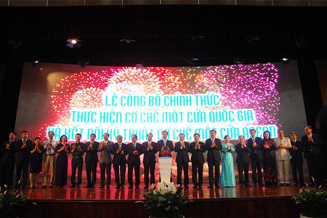 Việt Nam kết nối cơ chế một cửa ASEAN: Mỗi năm tiết kiệm gần 14 tỉ USD