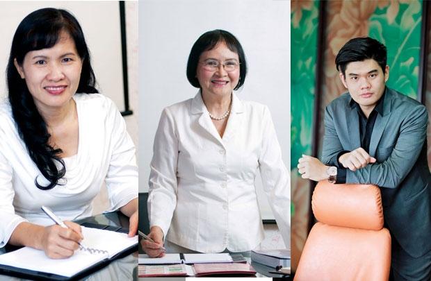 Ba thế hệ tập đoàn Sơn Kova