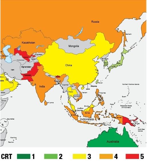 """Hệ thống tài chính Việt Nam bị đánh giá rủi ro ở mức """"rất cao"""""""