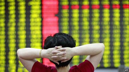 Báo Nga: Thời kỳ khó khăn của Trung Quốc