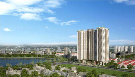 Nhộn nhịp thị trường bất động sản Nam Hà Nội