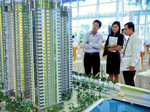 Doanh nghiệp bất động sản đang ở giai đoạn cực thịnh