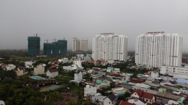 Thị trường BĐS khu Nam TPHCM chuyển động mạnh mẽ