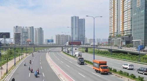'Nhìn' hạ tầng đầu tư bất động sản