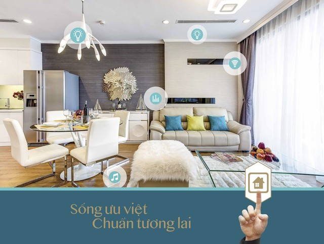 can ho thong minh – smarthome tai park 11 – park hill premium