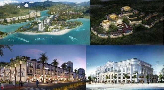 """Dự án BĐS tỷ đô ở Quảng Ninh: Cuộc đổ bộ của các """"ông trùm"""" địa ốc?"""