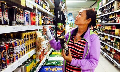Đại gia bia ngoại đua giành thị phần tại Việt Nam