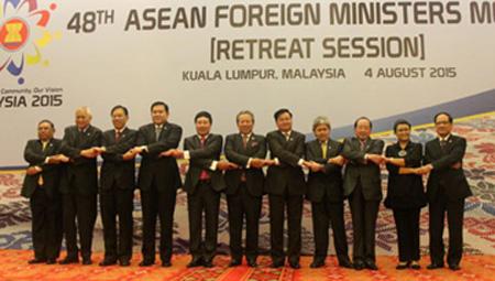 """Biển Đông trong quan hệ ASEAN - Trung Quốc: """"Hòn đá thử vàng"""""""