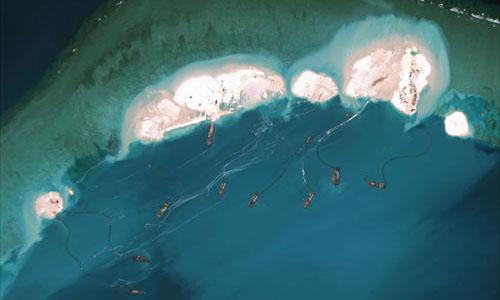Malaysia sắp đặt tên cho các đảo ở Biển Đông
