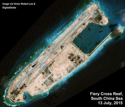 Hiểm họa ẩn sau âm mưu quân sự hóa Biển Đông của Trung Quốc
