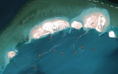 Biển Đông: Trung Quốc đang tìm mọi cách để né tránh UNCLOS