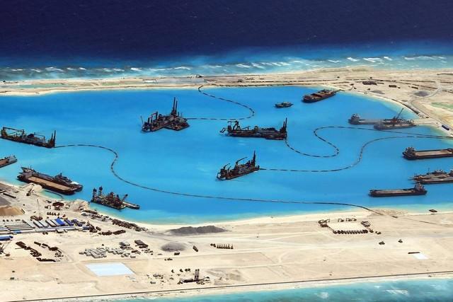 """Biển Đông: Trung Quốc """"đang làm xói mòn lòng tin"""""""